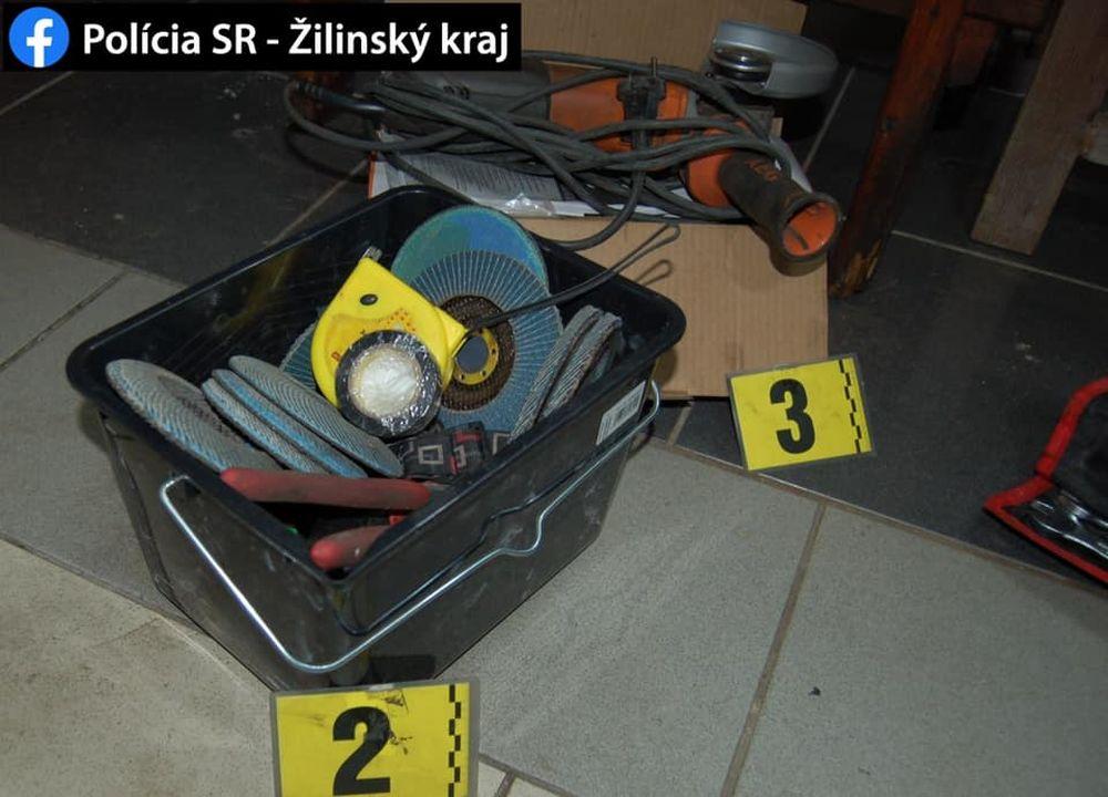 FOTO: Dolapenie dvoch podozrivých z krádeže elektrotechniky , foto 4