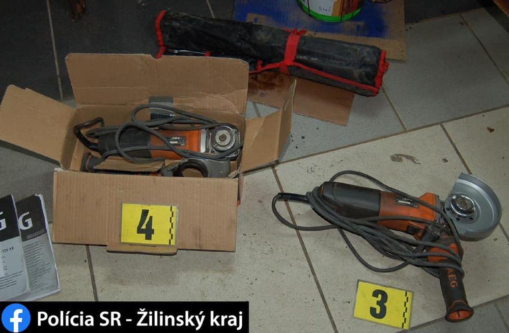 FOTO: Dolapenie dvoch podozrivých z krádeže elektrotechniky , foto 5