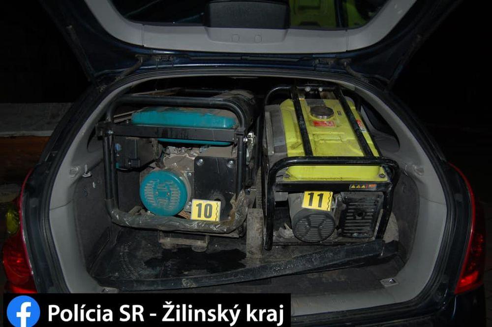 FOTO: Dolapenie dvoch podozrivých z krádeže elektrotechniky , foto 6