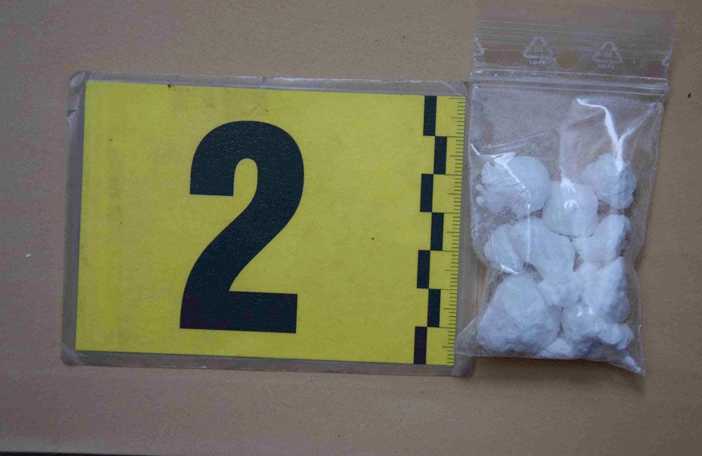 FOTO: Polícia zaistila počas razie veľké množstvo marihuany aj kokaín, zadržaný bol 29-ročný muž, foto 3