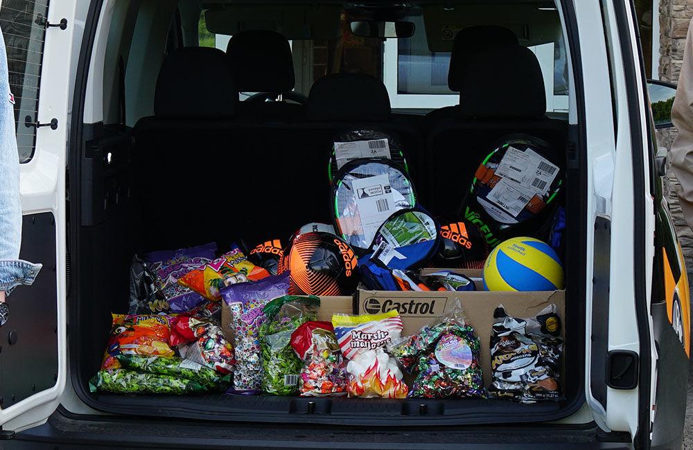 FOTO: Dar žilinskej firmy PDM Autosúčiastky pre deti v Centre pre deti a rodiny v Bytči, foto 6