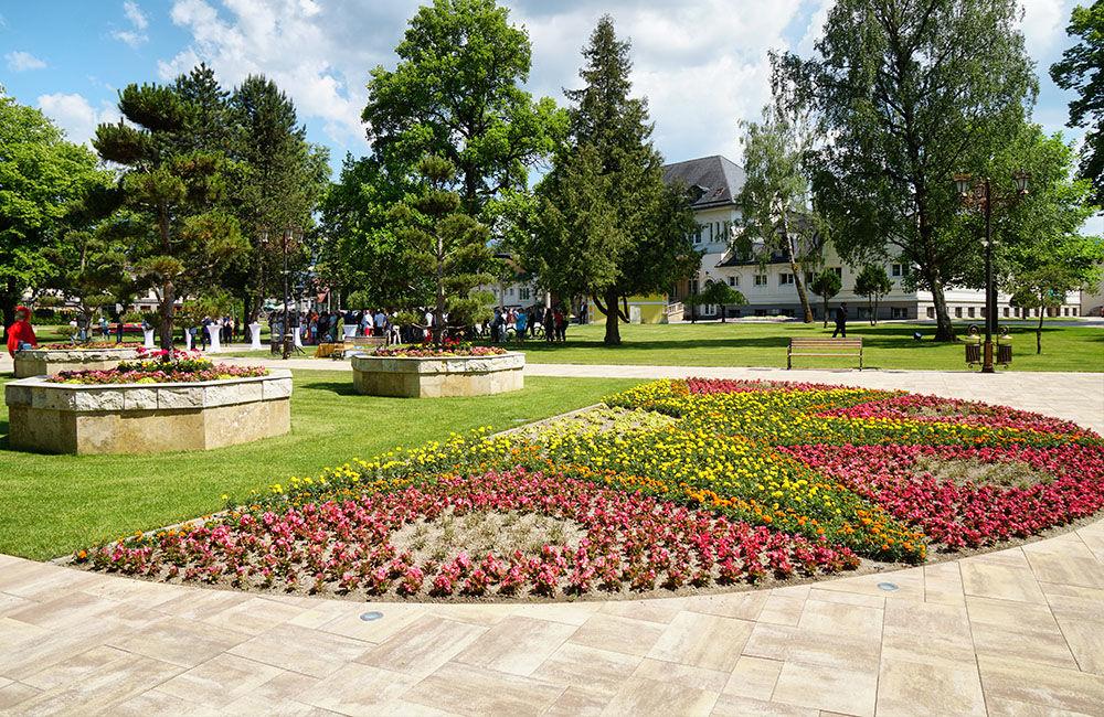 FOTO: Otvorenie letnej kúpeľnej sezóny a nového parku v Rajeckých Tepliciach, foto 5