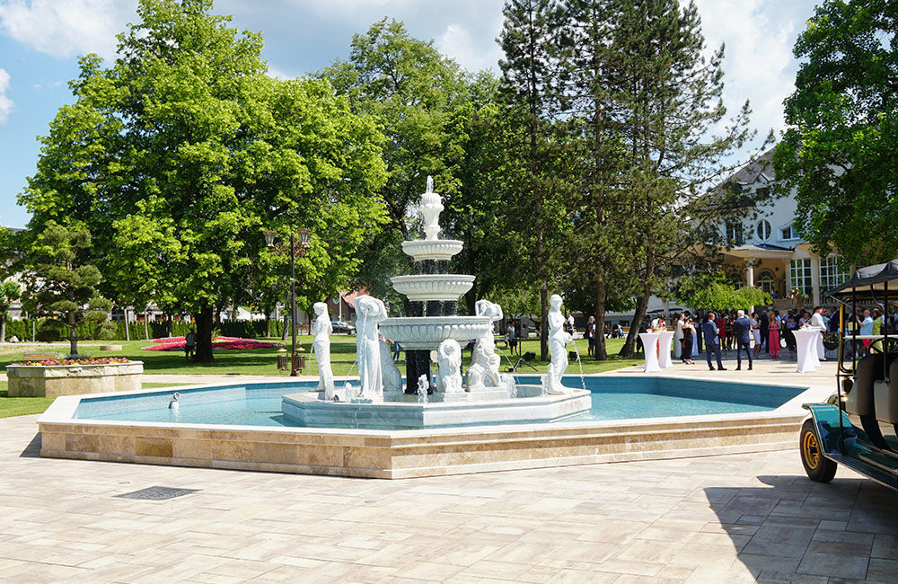 FOTO: Otvorenie letnej kúpeľnej sezóny a nového parku v Rajeckých Tepliciach, foto 7