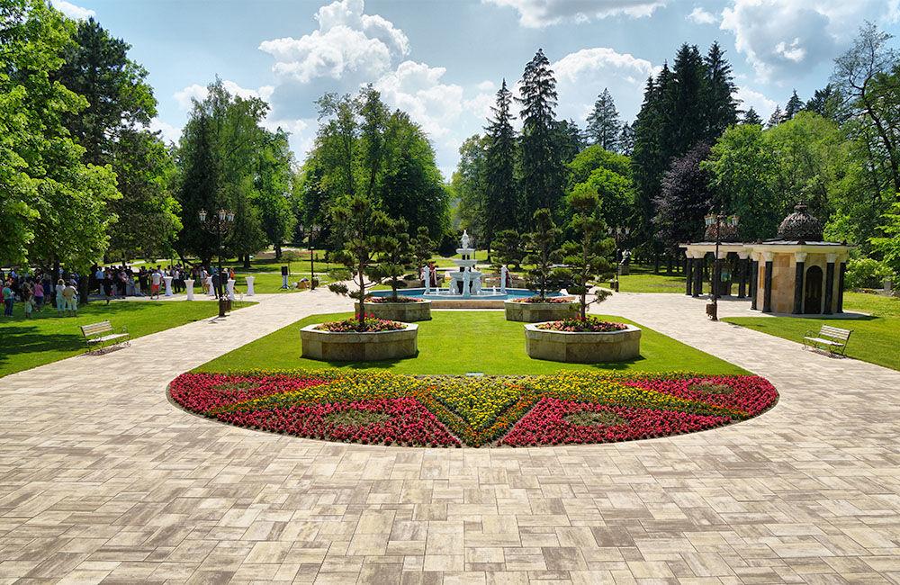 FOTO: Otvorenie letnej kúpeľnej sezóny a nového parku v Rajeckých Tepliciach, foto 10