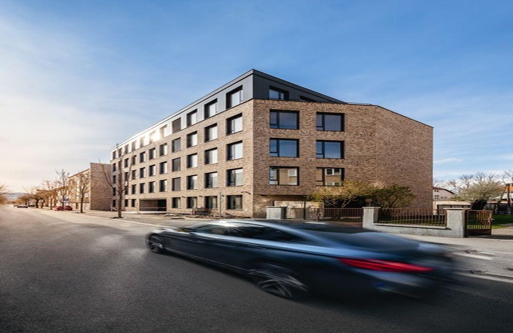 FOTO: Nová kancelárska budova Hollého 6 v centre Žiliny, foto 1