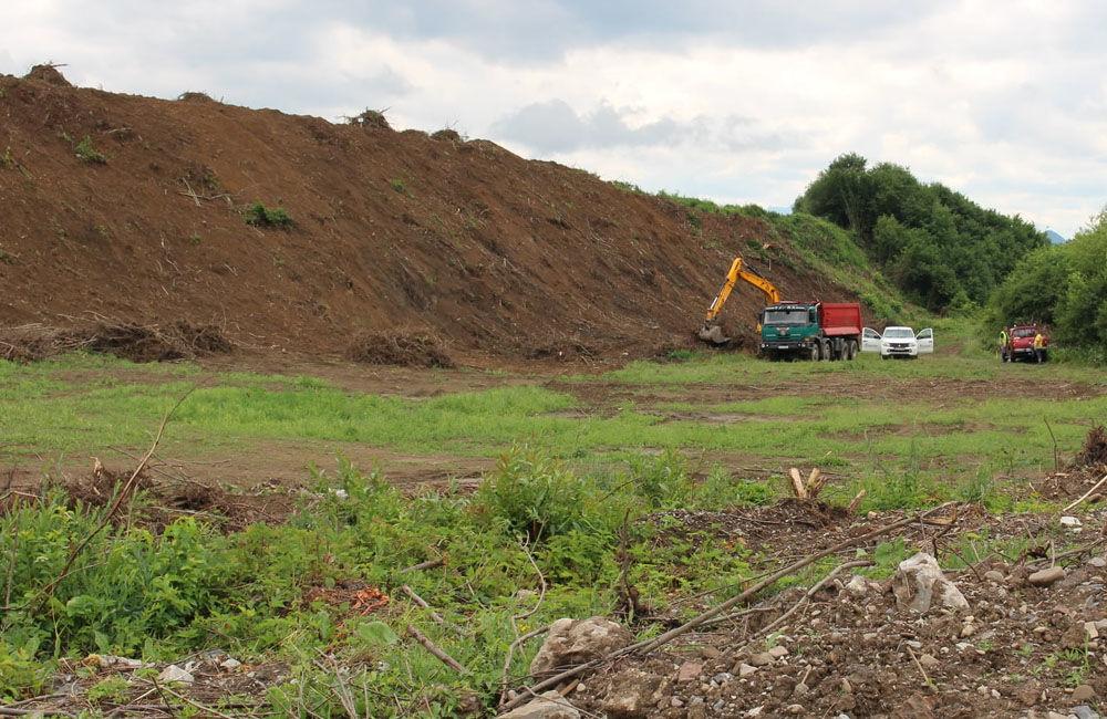 FOTO: Na Orave začala výstavba 5,5 kilometrového úseku rýchlostnej cesty, nový obchvat odľahčí Tvrdošín, foto 2
