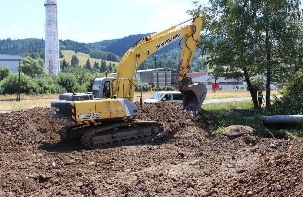 FOTO: Na Orave začala výstavba 5,5 kilometrového úseku rýchlostnej cesty, nový obchvat odľahčí Tvrdošín, foto 7