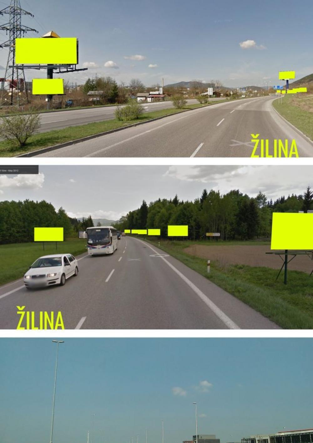 Aj tu nemusí byť vaša reklama vizuálny smog Žilina diskusia, foto 2