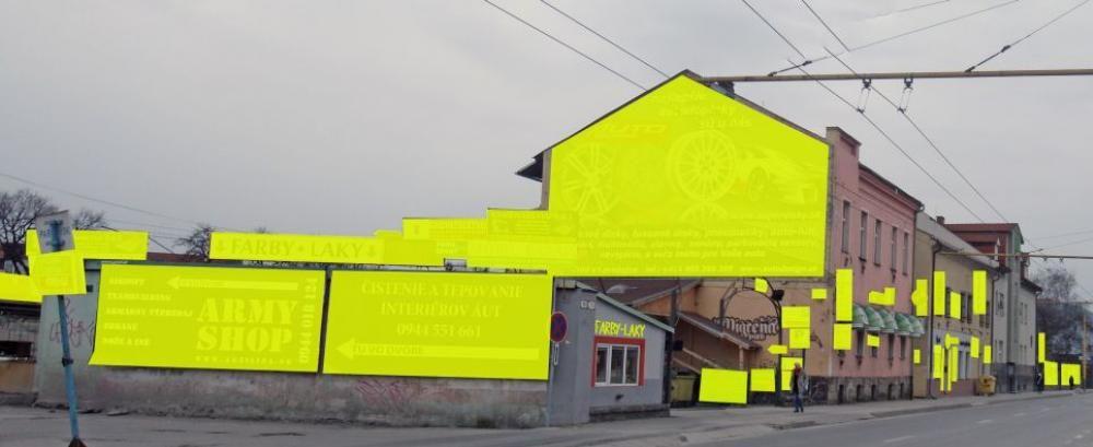 Aj tu nemusí byť vaša reklama vizuálny smog Žilina diskusia, foto 3