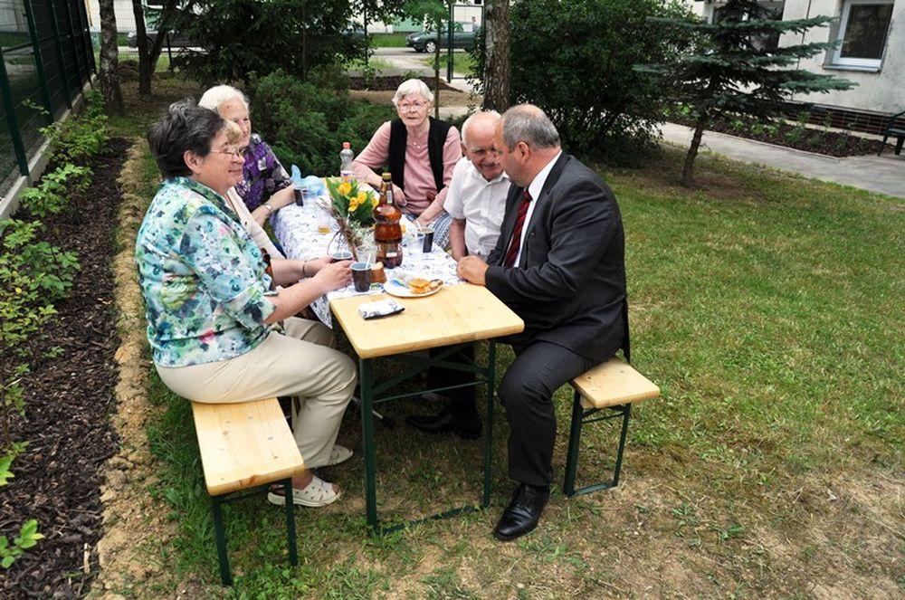 Altánok pre seniorov, foto 2