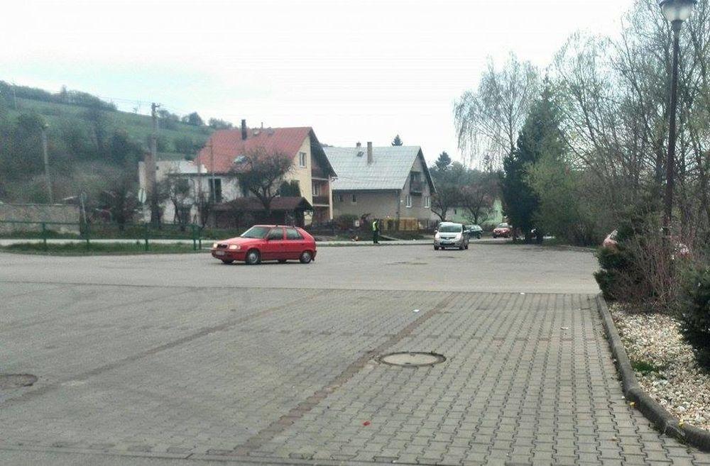 Čelná zrážka vozidiel v Belej pri Žiline, foto 2
