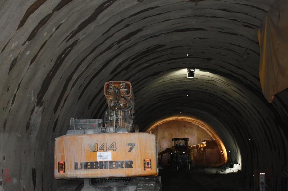 Diaľničný tunel Ovčiarsko, foto 2