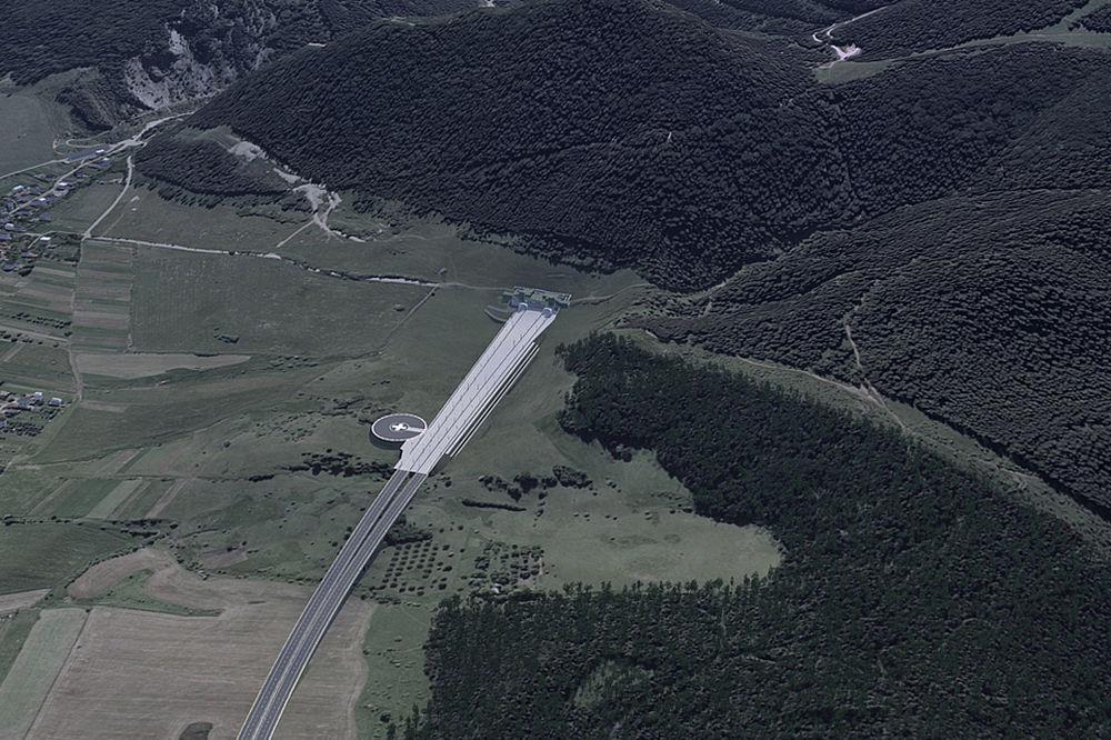 Diaľničný úsek D1 Lietavská Lúčka - Višňové - Dubná Skala , foto 5