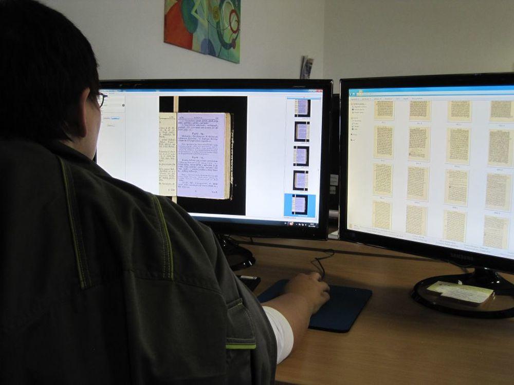 Digitalizácia SNK v Martine, foto 3