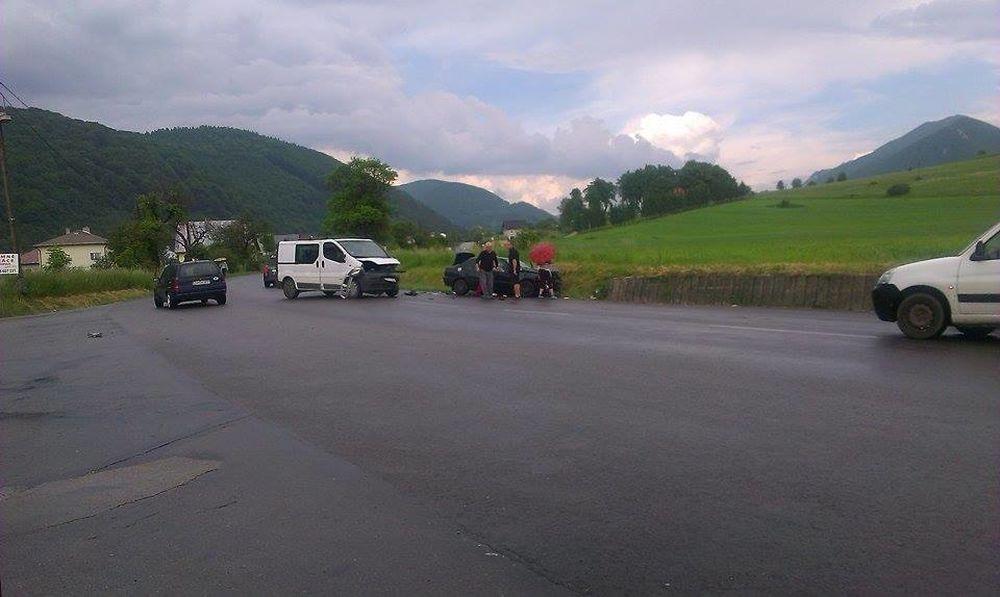 Dopravná nehoda Belá Žilina - 26.5.2014, foto 2