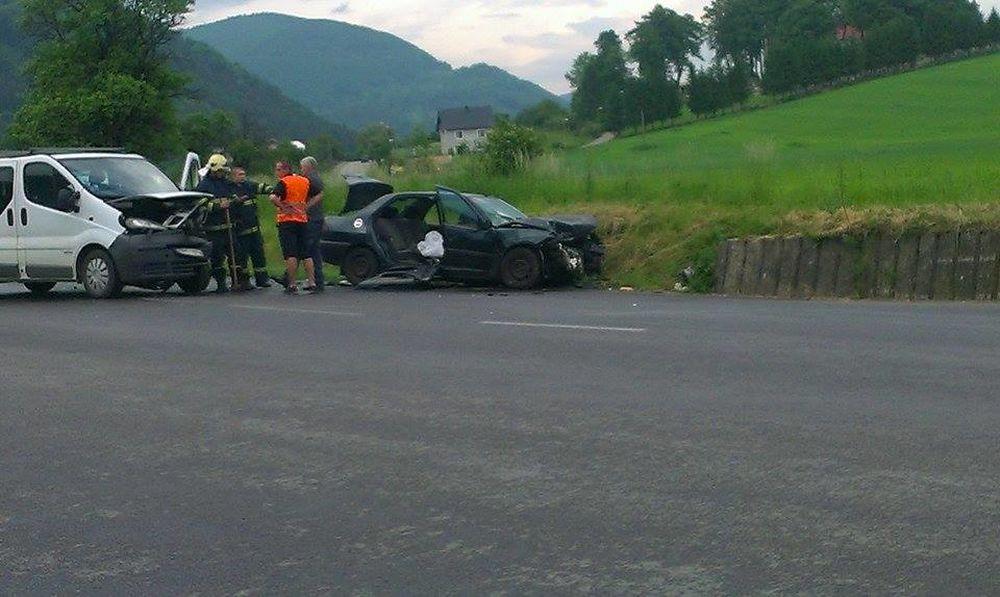 Dopravná nehoda Belá Žilina - 26.5.2014, foto 4