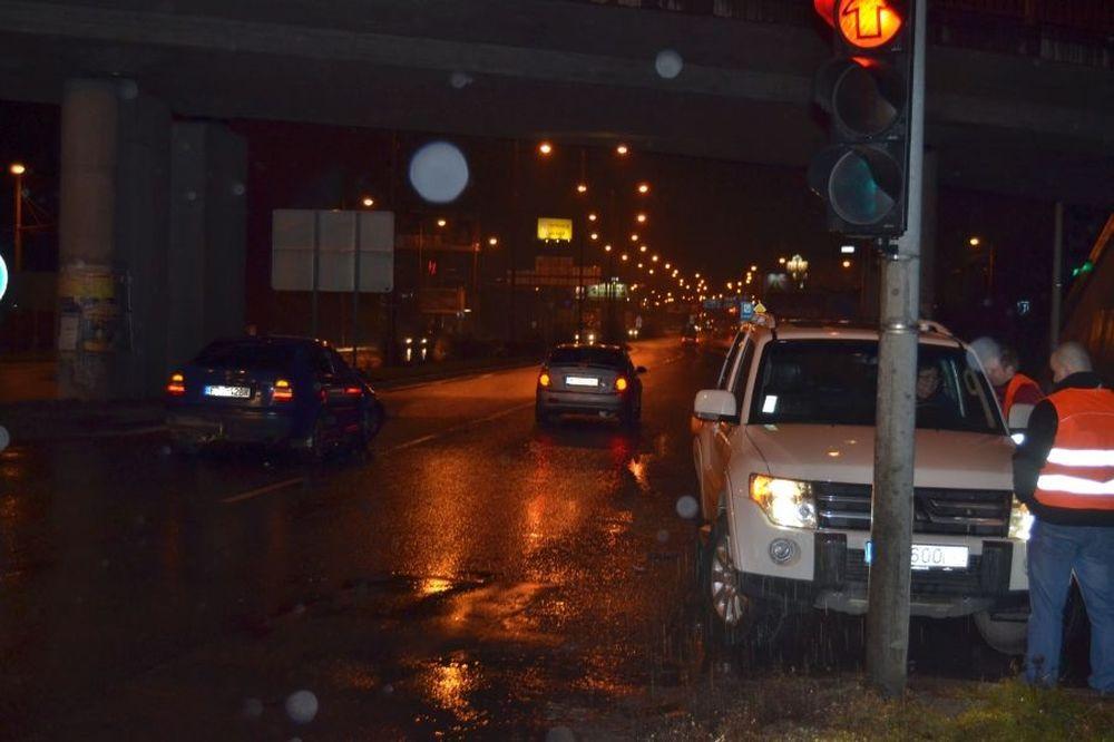 Dopravná nehoda pri Celulózke 17.1.2014, foto 3