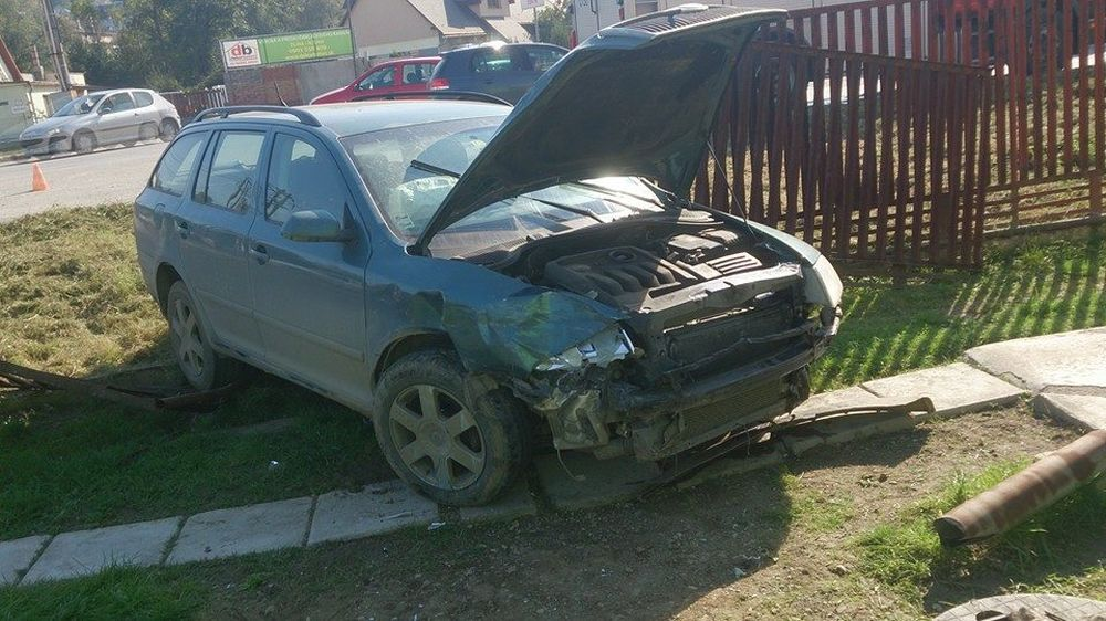 Dopravná nehoda v Lietavskej Lúčke, foto 3