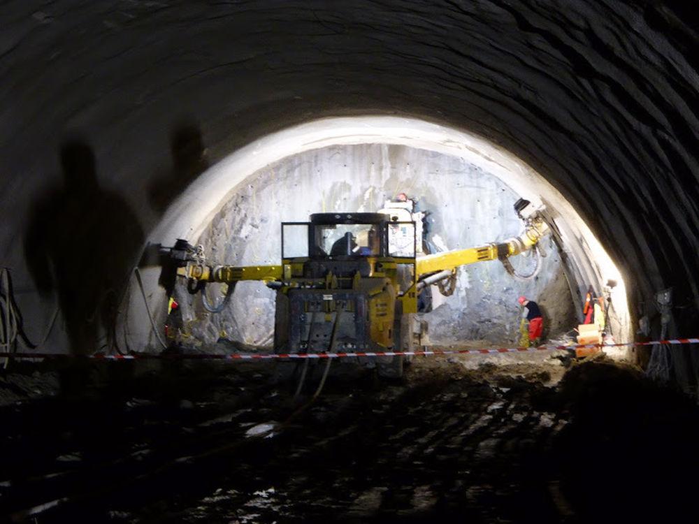 Exkluzívne aktuálne fotografie z Tunela Ovčiarsko , foto 1