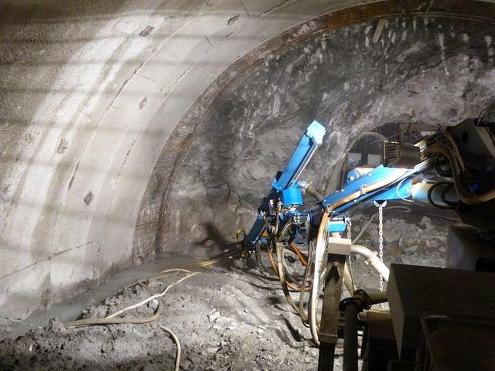 Exkluzívne aktuálne fotografie z Tunela Ovčiarsko , foto 15