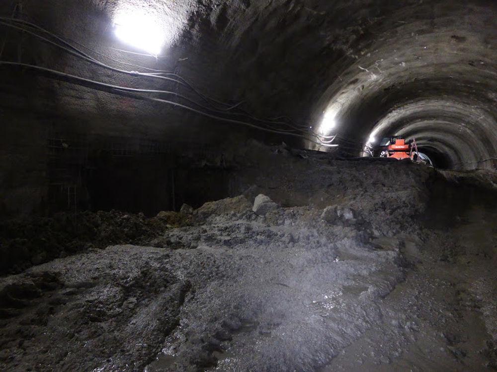 Exkluzívne aktuálne fotografie z Tunela Ovčiarsko , foto 3