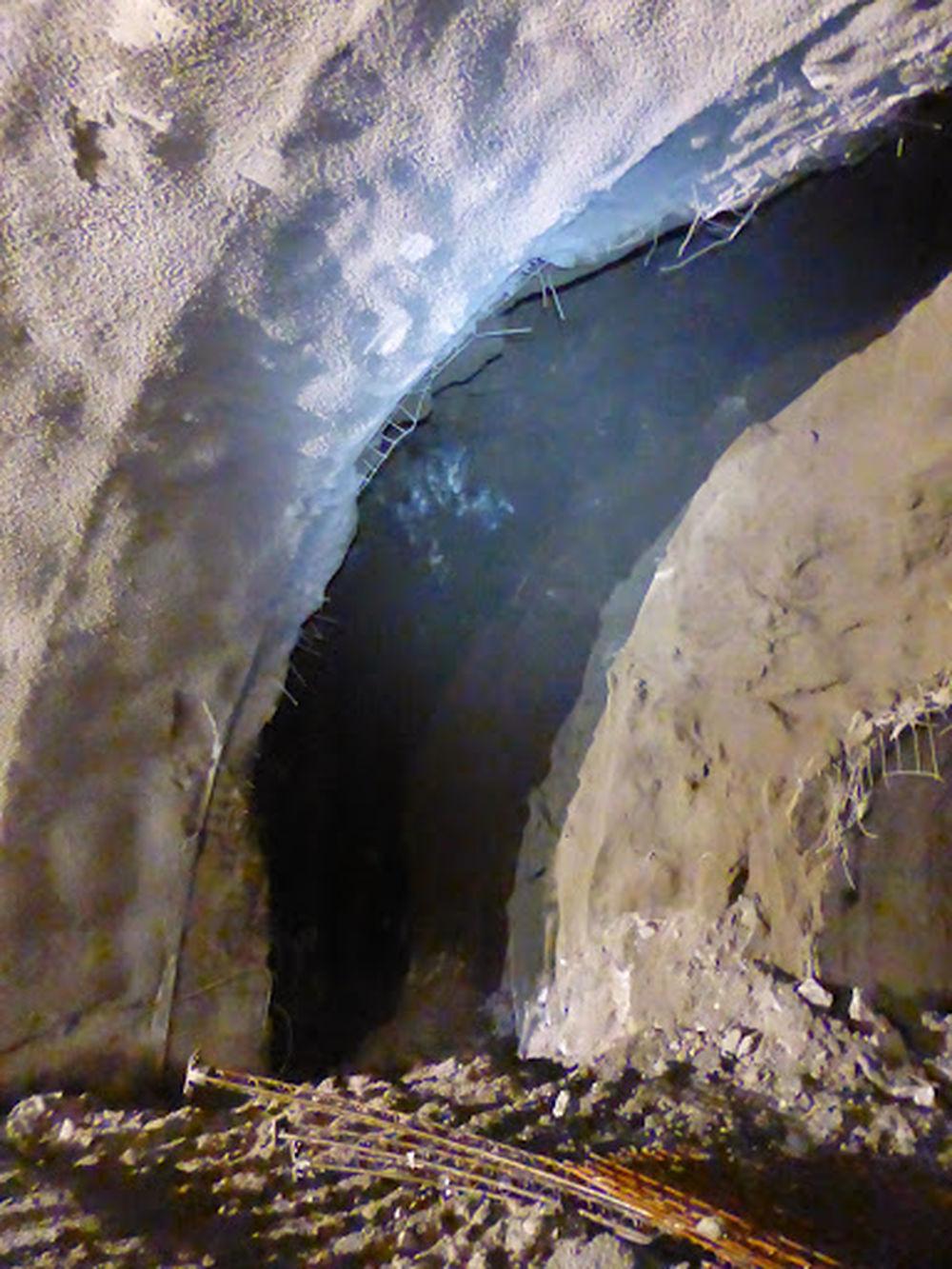 Exkluzívne aktuálne fotografie z Tunela Ovčiarsko , foto 5