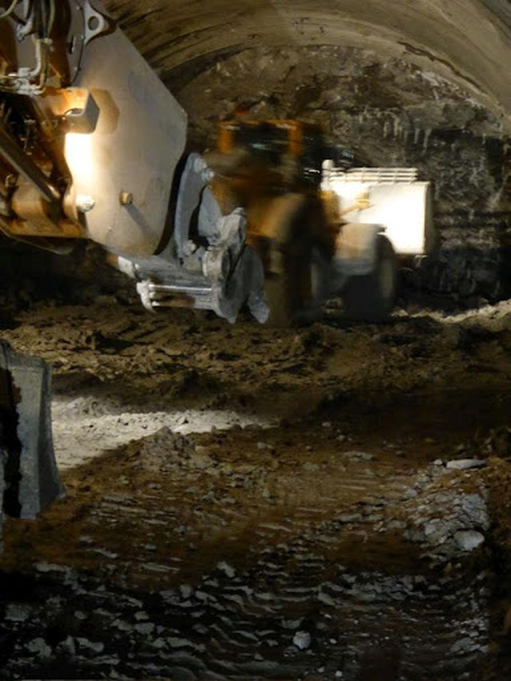 Exkluzívne aktuálne fotografie z Tunela Ovčiarsko , foto 6