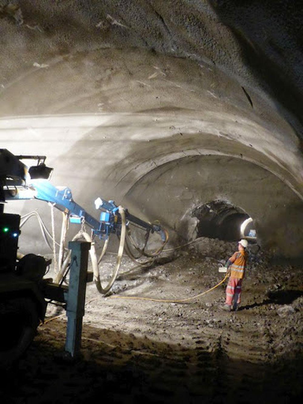 Exkluzívne aktuálne fotografie z Tunela Ovčiarsko , foto 8