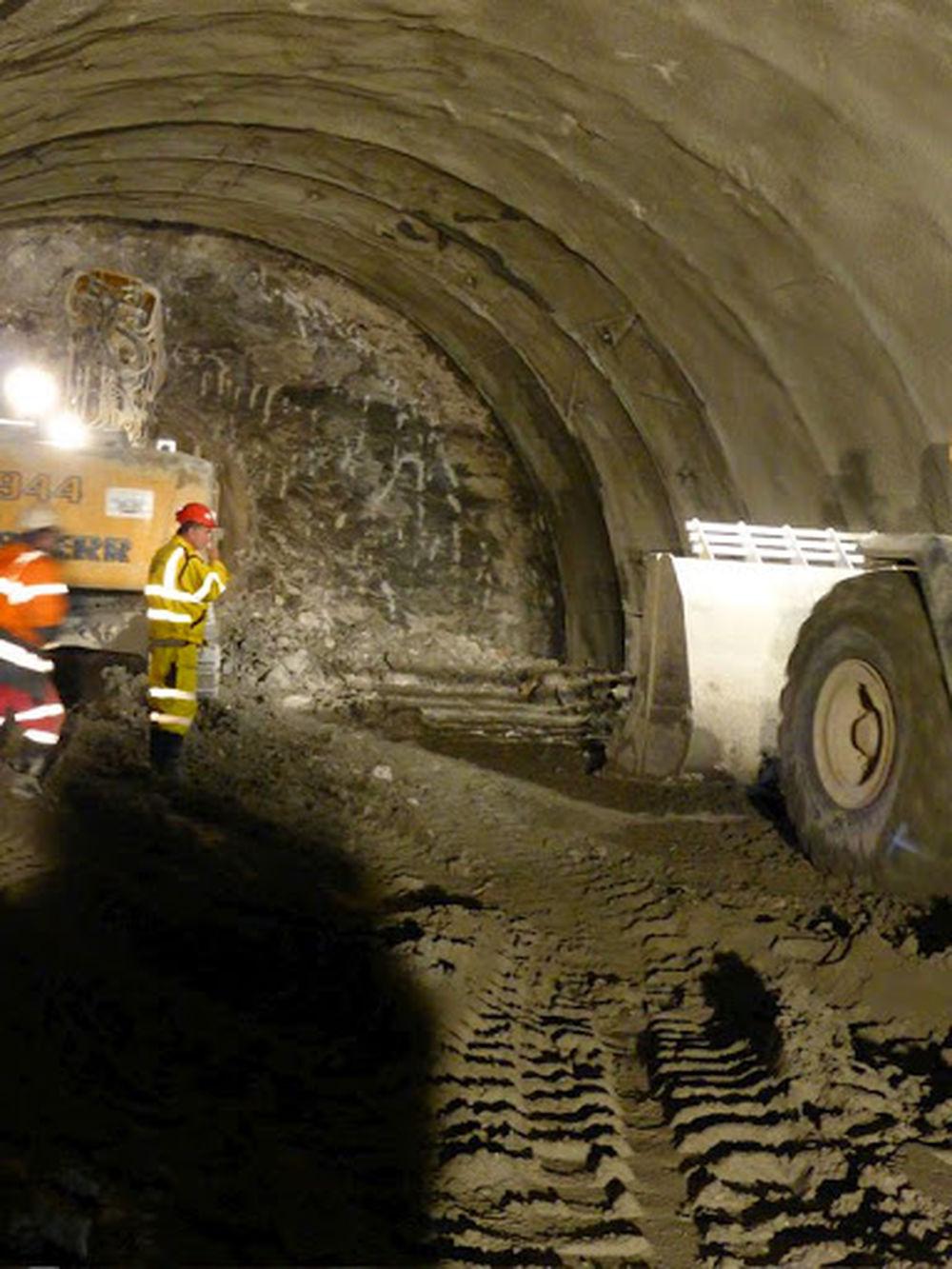 Exkluzívne aktuálne fotografie z Tunela Ovčiarsko , foto 9