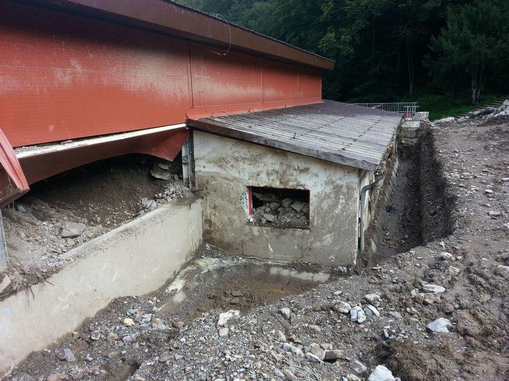 Fotografie z Vrátnej doliny dva týždne po prírodnej kalamite, foto 1