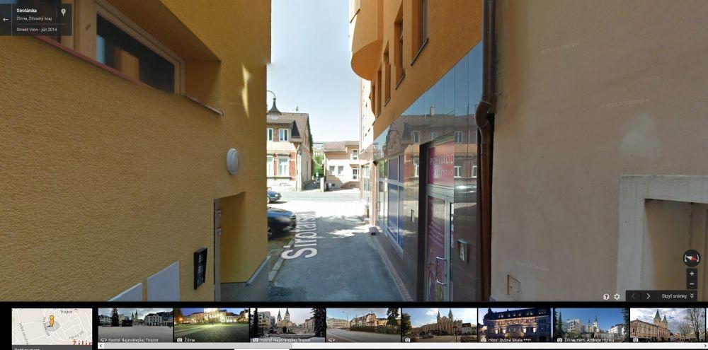 Google Streetview Žilina, foto 6
