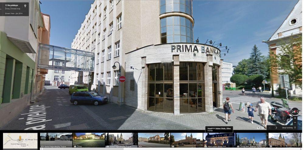 Google Streetview Žilina, foto 7