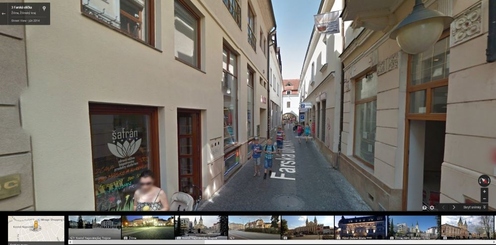 Google Streetview Žilina, foto 10