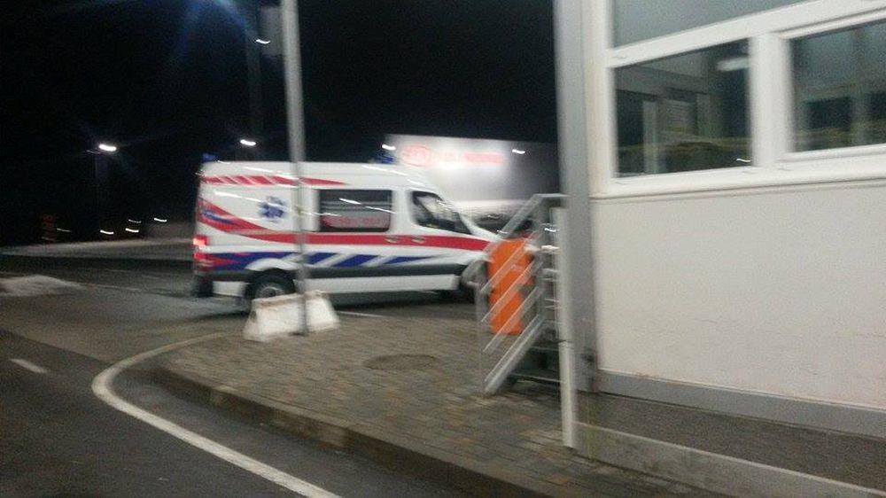 Hádka kamionistov v Tepličke nad Váhom skončila fyzickým napadnutím, foto 2