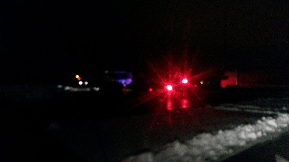 Hádka kamionistov v Tepličke nad Váhom skončila fyzickým napadnutím, foto 3