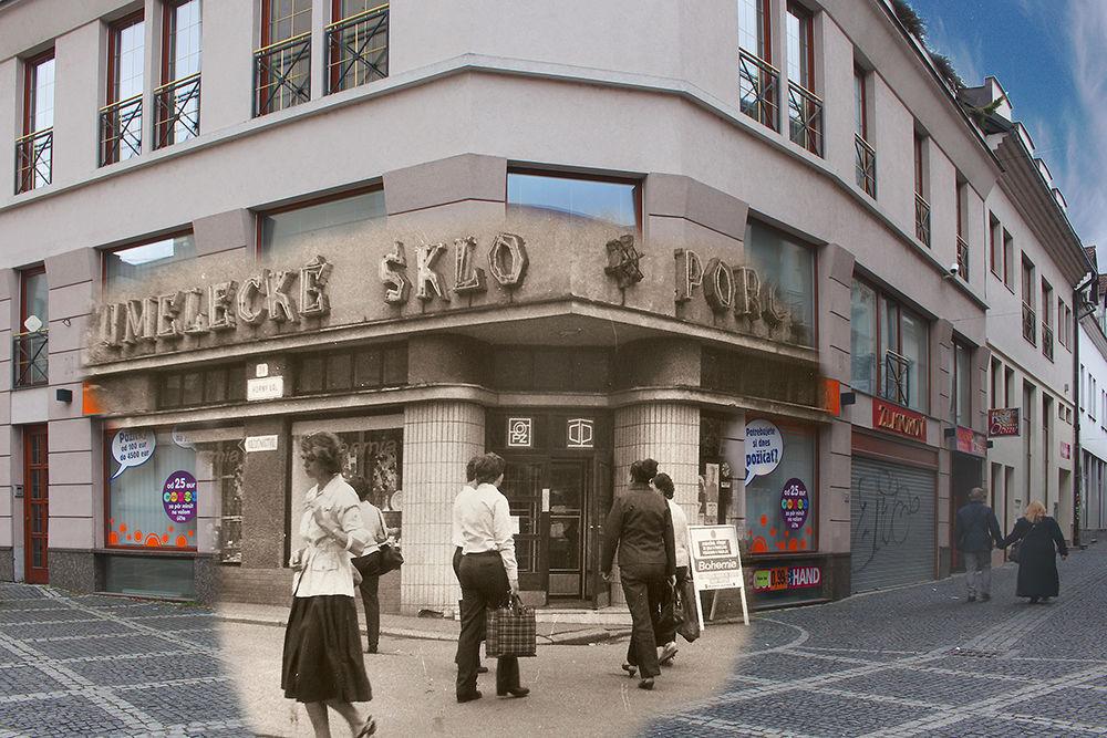 Historické fotografie Žiliny v porovnaní so súčasnosťou - III časť, foto 3
