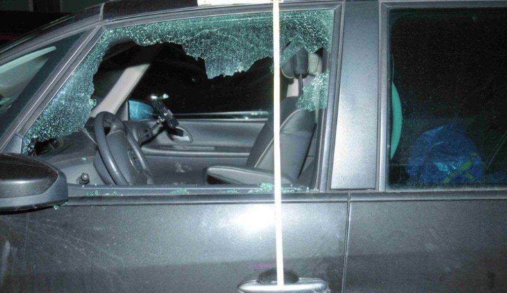 Krádeže spôsobené vlámaním do vozidiel v Žiline, foto 1