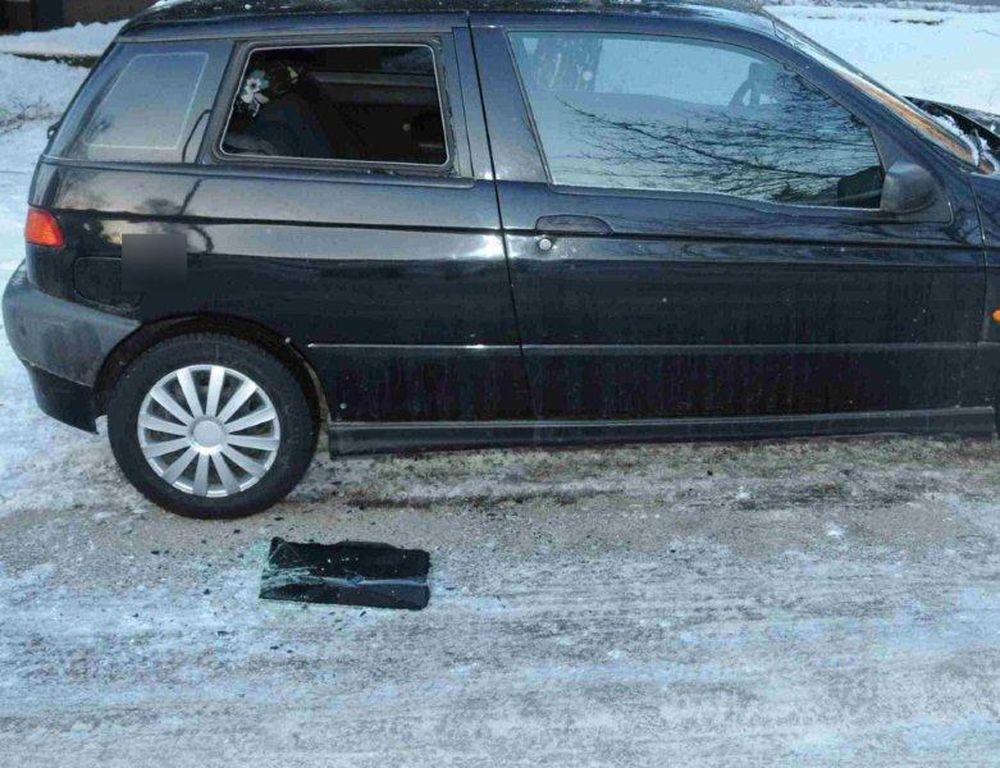 Krádeže spôsobené vlámaním do vozidiel v Žiline, foto 2