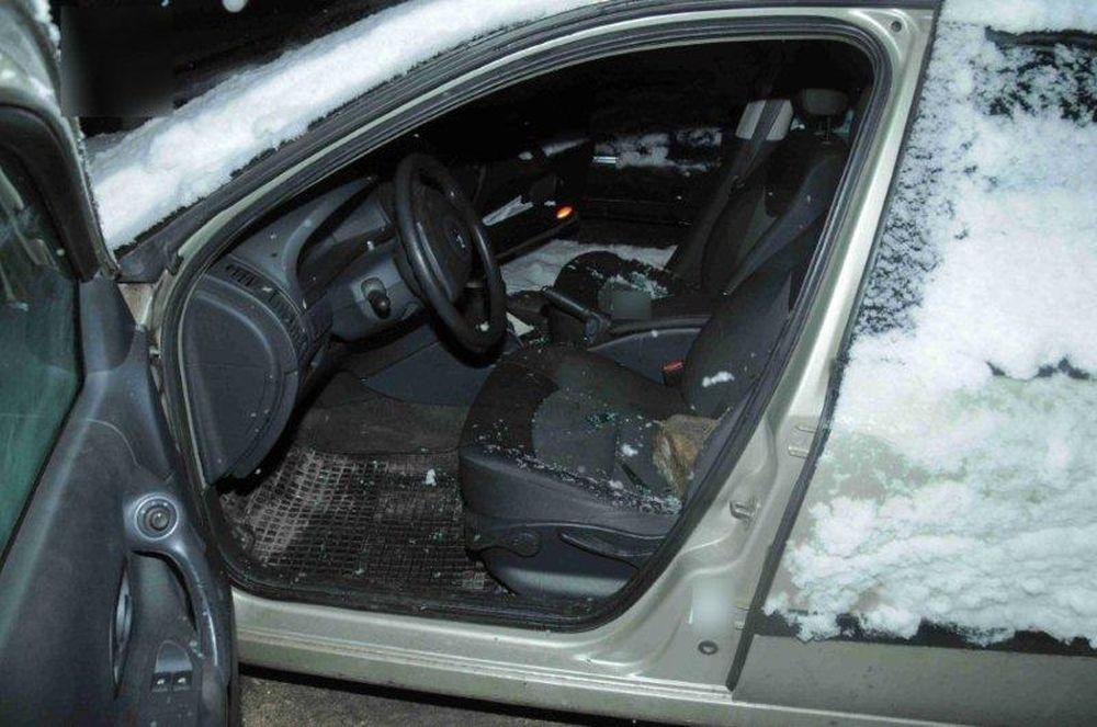 Krádeže spôsobené vlámaním do vozidiel v Žiline, foto 3