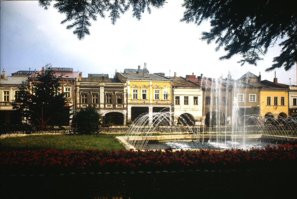 Mariánske námestie po rokoch 1980, foto 1