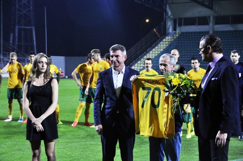 MŠK Žilina - FC Spartak Trnava 20.9.2014, foto 1