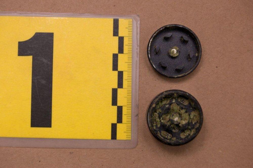 Muž vykradol večierku, po zadržaní našli u neho drtičku s marihuanou, foto 3