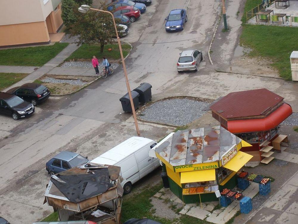 Na sídliskách vznikne 400 parkovacích miest, foto 1