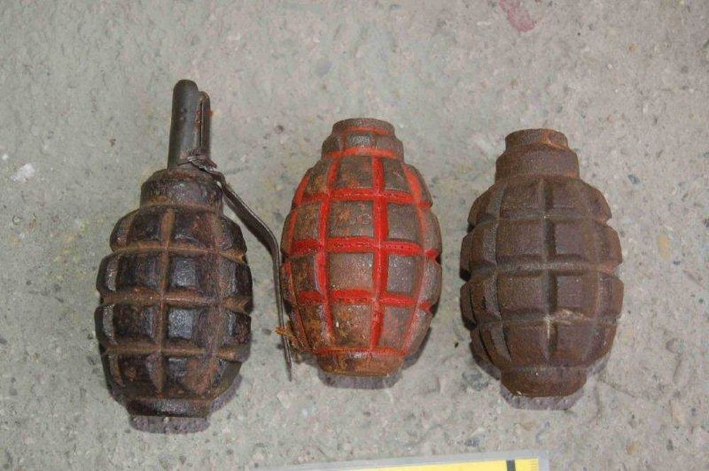 Nález zbraní a munície v Turzovke, foto 3