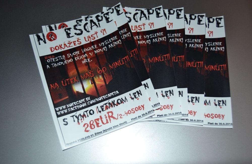 No Escape už aj v Žiline - súťaž o dva vstupy zdarma!, foto 2