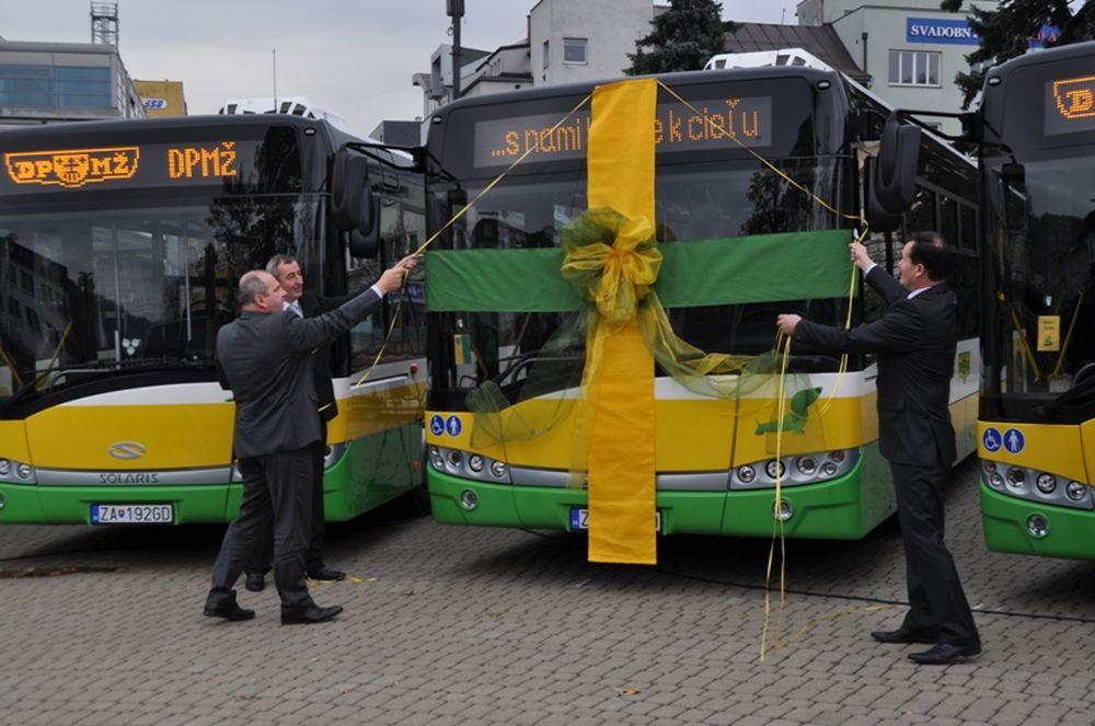 Nové trolejbusy v Žiline, foto 3