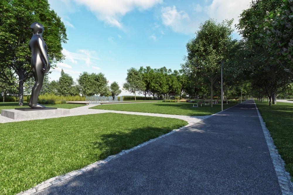 Park Ľudovíta Štúra čakajú zmeny, pozrite si vizualizáciu, foto 5