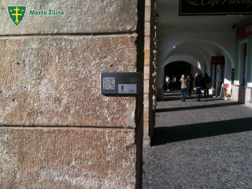 QR kódy Žilina pamiatky, foto 4