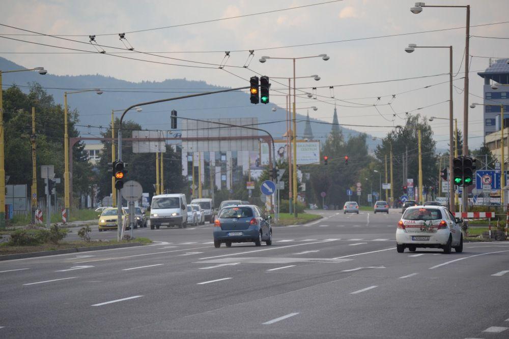Rekonštrukcia križovatky na Košickej ulici, foto 9