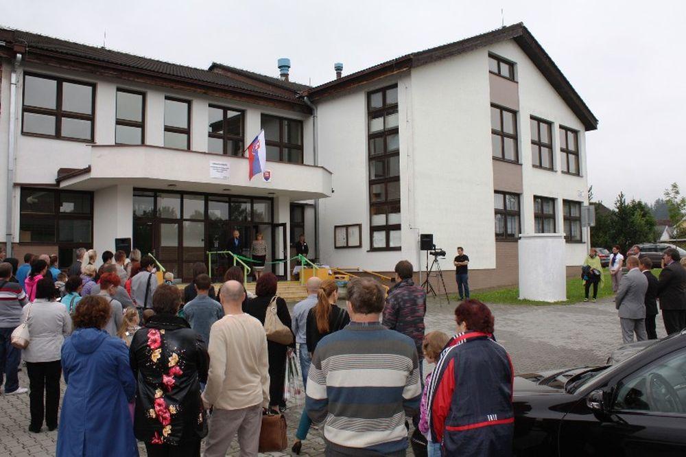 Špecifická základná škola Žilina otvorenie, foto 1